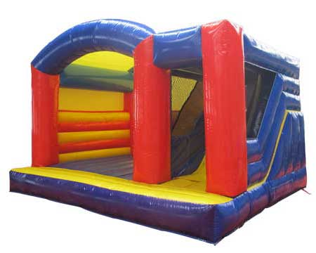 Inflatable bounce house sales