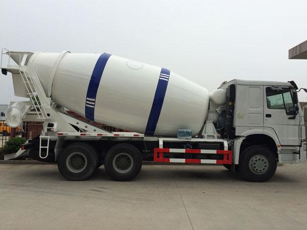 cement mixer truck price