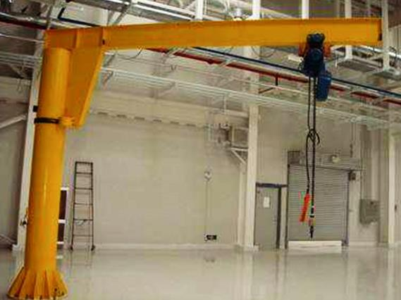 What You Need To Know About The 1 Ton Jib Crane