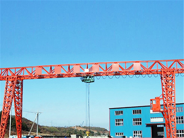 China's 20-Ton Gantry Crane